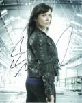 "Eve Myles ""Gwen Cooper"" TORCHWOOD Genuine Signed Autograph 10 x 8 COA 7039"